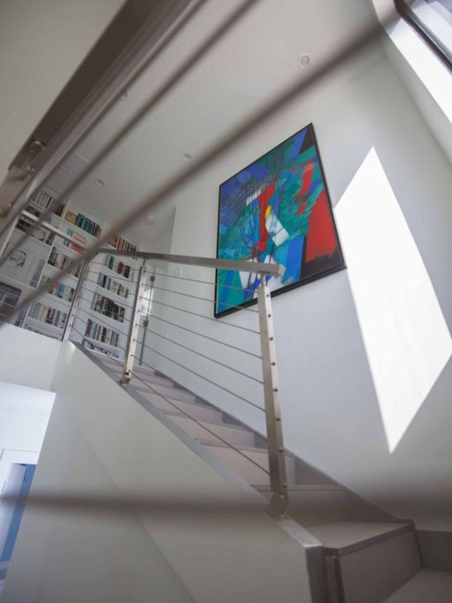 Portrait original stairway