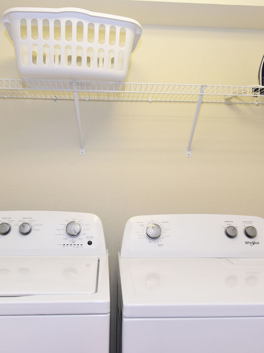 Portrait original laundry room 2000